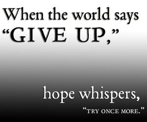 hope copy